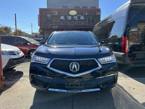 2019 Acura MDX for sale at TJ AUTO in Brooklyn NY