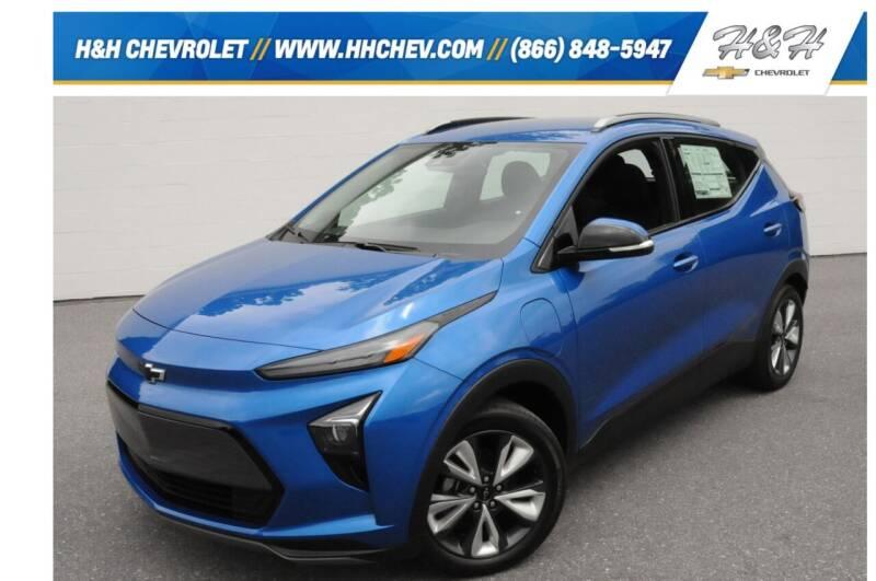 2022 Chevrolet Bolt EUV for sale in Shippensburg, PA