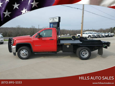 2016 GMC Sierra 3500HD for sale at Hills Auto Sales in Salem AR