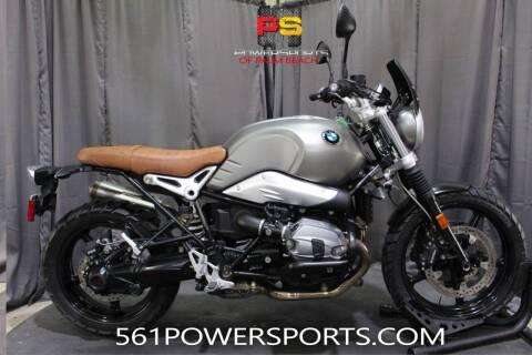2017 BMW R nine T Scrambler for sale at Powersports of Palm Beach in Hollywood FL