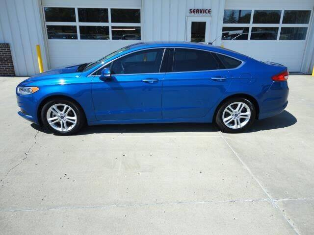2018 Ford Fusion for sale at Quality Motors Inc in Vermillion SD