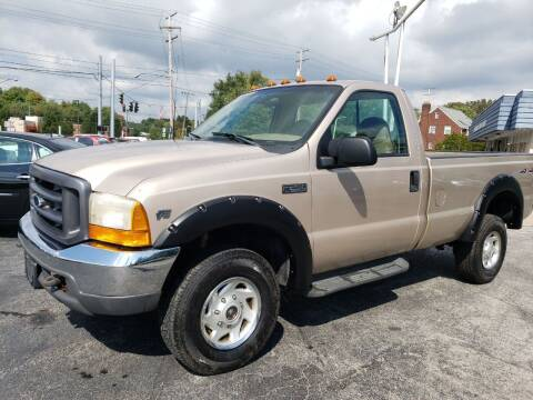 1999 Ford F-250 Super Duty for sale at COLONIAL AUTO SALES in North Lima OH