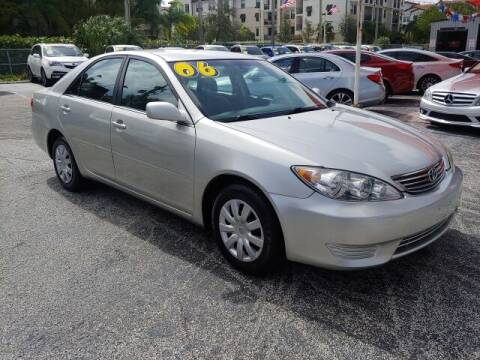 2006 Toyota Camry for sale at Brascar Auto Sales in Pompano Beach FL