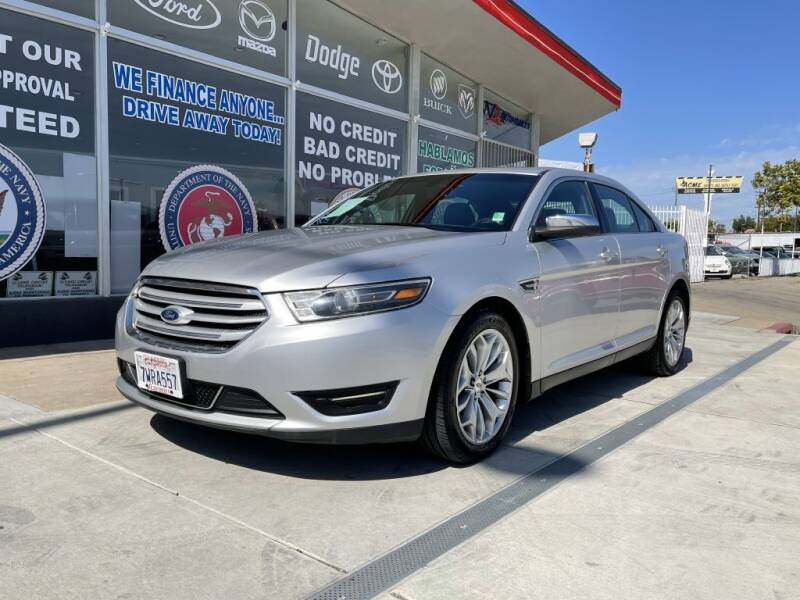 2015 Ford Taurus for sale at VR Automobiles in National City CA
