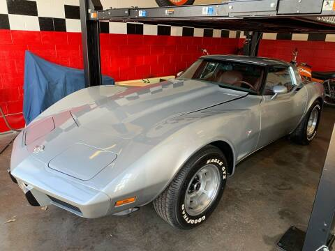 1978 Chevrolet Corvette for sale at Auto Sports in Hickory NC