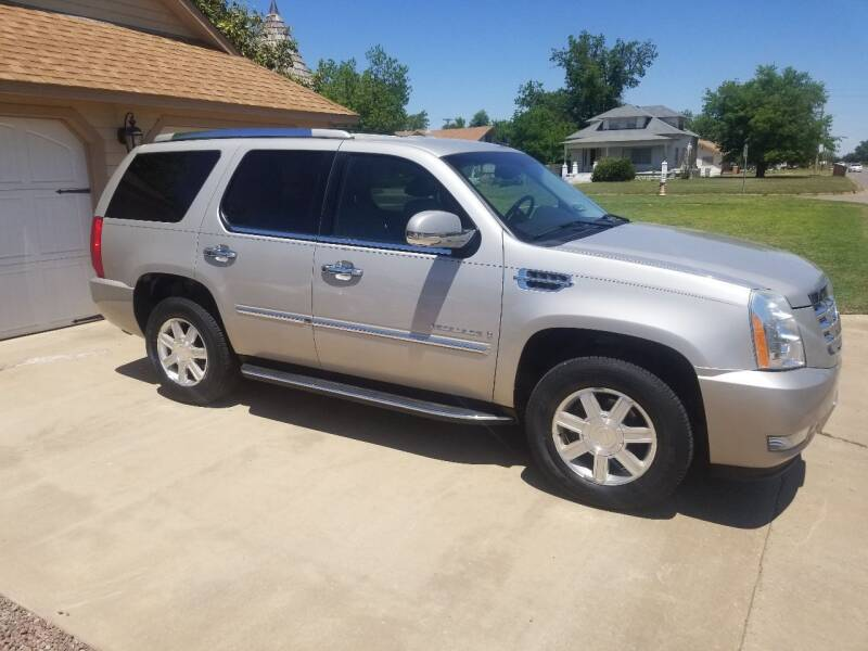 2008 Cadillac Escalade for sale at Eastern Motors in Altus OK