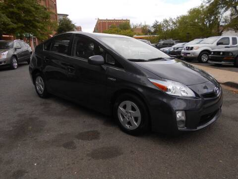 2010 Toyota Prius for sale at H & R Auto in Arlington VA