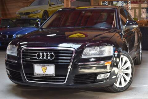 2009 Audi A8 for sale at Chicago Cars US in Summit IL
