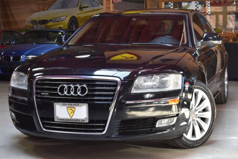 2009 Audi A8 for sale in Summit, IL