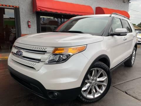 2014 Ford Explorer for sale at MATRIX AUTO SALES INC in Miami FL