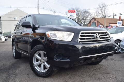 2008 Toyota Highlander for sale at VNC Inc in Paterson NJ