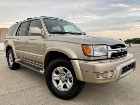 2002 Toyota 4Runner for sale at Car Match in Temple Hills MD