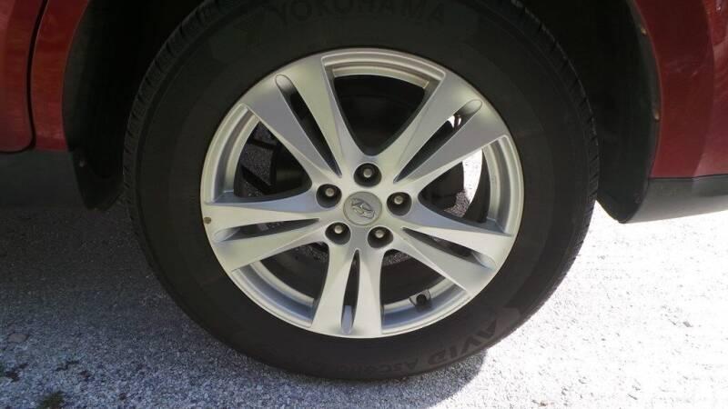 2010 Hyundai Santa Fe Limited 4dr SUV (V6) - Fort Myers FL