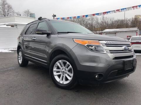 2011 Ford Explorer for sale at Certified Auto Exchange in Keyport NJ