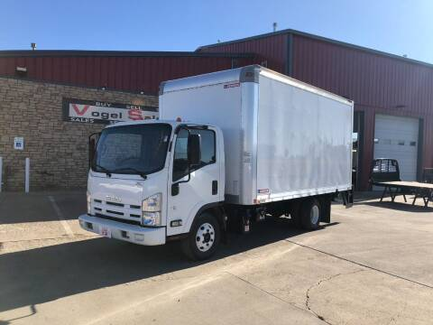 2013 Isuzu NPR for sale at Vogel Sales Inc in Commerce City CO