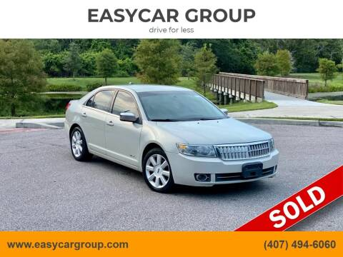 2007 Lincoln MKZ for sale at EASYCAR GROUP in Orlando FL
