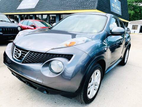 2011 Nissan JUKE for sale at Auto Space LLC in Norfolk VA