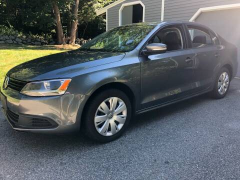 2011 Volkswagen Jetta for sale at Beverly Farms Motors in Beverly MA