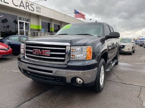 2012 GMC Sierra 1500 for sale at Ideal Cars Broadway in Mesa AZ