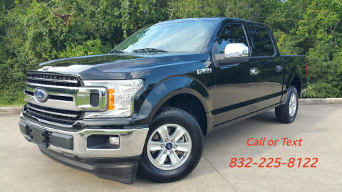 2018 Ford F-150 for sale at Houston Auto Preowned in Houston TX