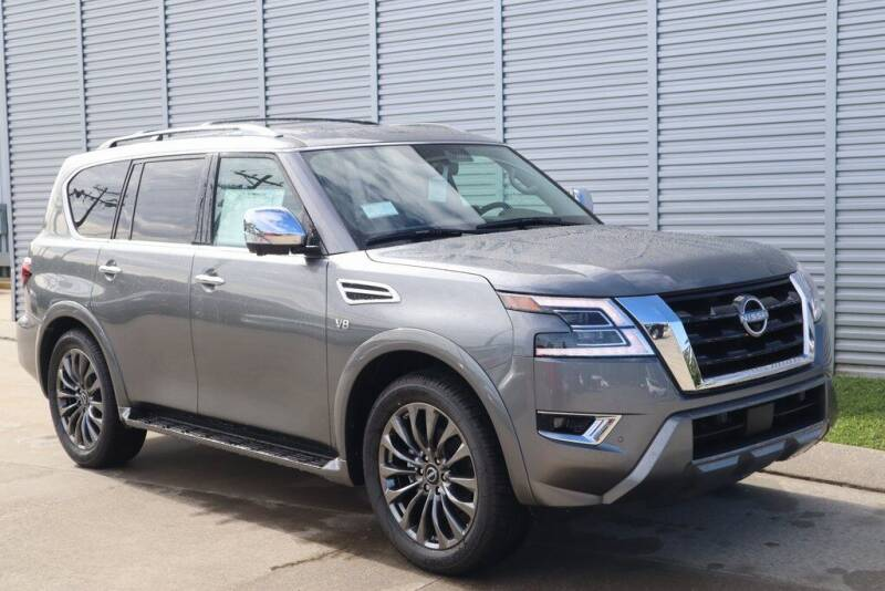 2021 Nissan Armada for sale in Picayune, MS