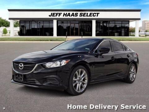 2017 Mazda MAZDA6 for sale at JEFF HAAS MAZDA in Houston TX