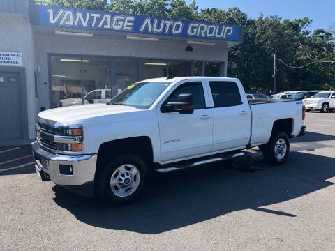 2016 Chevrolet Silverado 2500HD for sale at Vantage Auto Group in Brick NJ