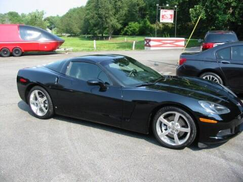 2009 Chevrolet Corvette for sale at Southern Used Cars in Dobson NC