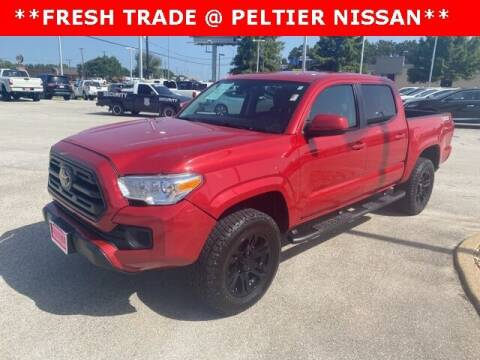 2019 Toyota Tacoma for sale at TEX TYLER Autos Cars Trucks SUV Sales in Tyler TX