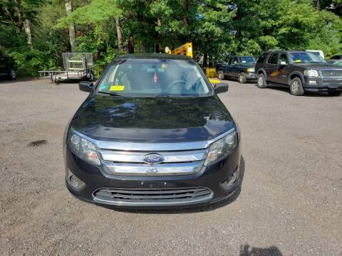 2011 Ford Fusion for sale at 1st Priority Autos in Middleborough MA
