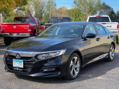 2018 Honda Accord for sale at North Imports LLC in Burnsville MN