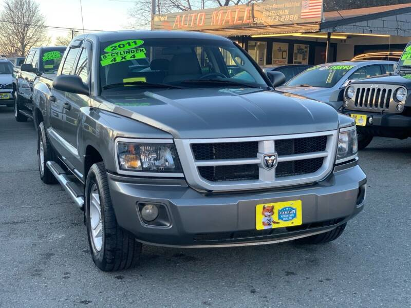 2011 RAM Dakota for sale at Milford Auto Mall in Milford MA