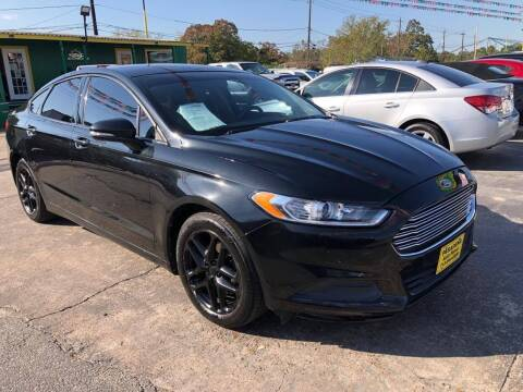 2013 Ford Fusion for sale at Pasadena Auto Planet in Houston TX