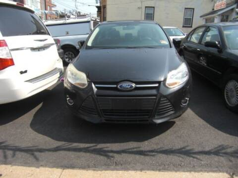 2012 Ford Focus for sale at Nicks Auto Sales Co in West New York NJ
