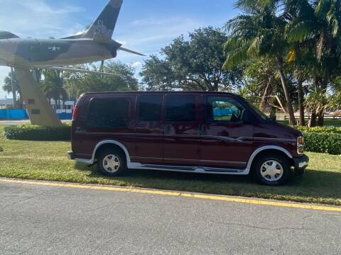 2002 Chevrolet Express Cargo for sale at BIG BOY DIESELS in Ft Lauderdale FL