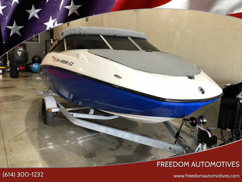 2012 Sea-Doo 180 CHALLENGER  SE for sale at Freedom Automotives in Grove City OH