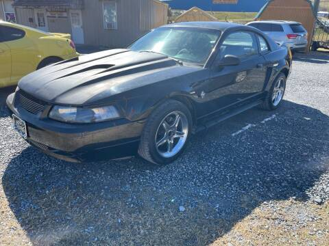 1999 Ford Mustang for sale at ABINGDON AUTOMART LLC in Abingdon VA