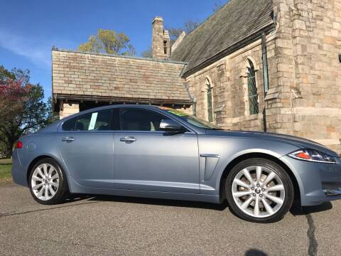 2013 Jaguar XF for sale at Reynolds Auto Sales in Wakefield MA