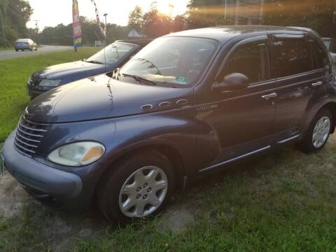 2002 Chrysler PT Cruiser for sale at Ray's Auto Sales in Elmer NJ