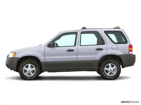 2003 Ford Escape for sale at CHAPARRAL USED CARS in Piney Flats TN