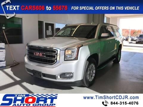 2019 GMC Yukon XL for sale at Tim Short Chrysler in Morehead KY