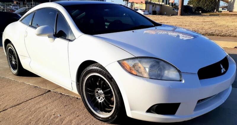 2012 Mitsubishi Eclipse for sale at Automay Car Sales in Oklahoma City OK