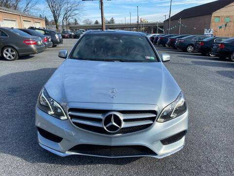 2014 Mercedes-Benz E-Class for sale at YASSE'S AUTO SALES in Steelton PA