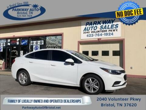 2017 Chevrolet Cruze for sale at PARKWAY AUTO SALES OF BRISTOL in Bristol TN