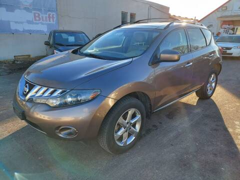 2009 Nissan Murano for sale at Rochester Auto Mall in Rochester MN