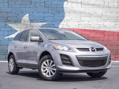 2011 Mazda CX-7 for sale at TEXAS MOTOR CARS in Houston TX