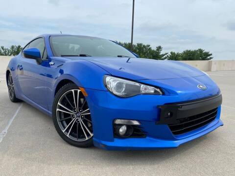 2013 Subaru BRZ for sale at Car Match in Temple Hills MD