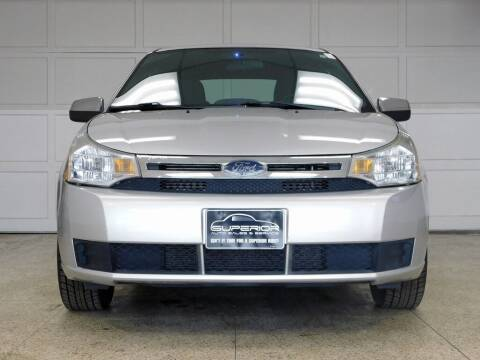 2010 Ford Focus for sale at Cj king of car loans/JJ's Best Auto Sales in Troy MI