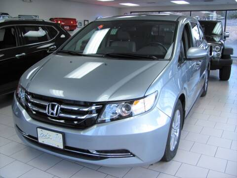 2016 Honda Odyssey for sale at Kens Auto Sales in Holyoke MA