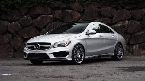 2016 Mercedes-Benz CLA for sale at Zadart in Bellevue WA